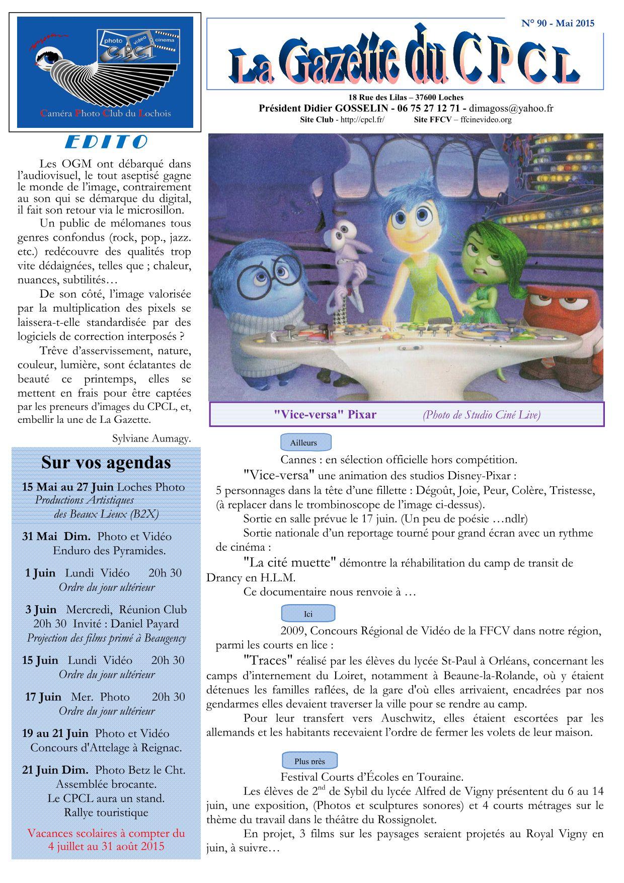 Gazette_n90_p1
