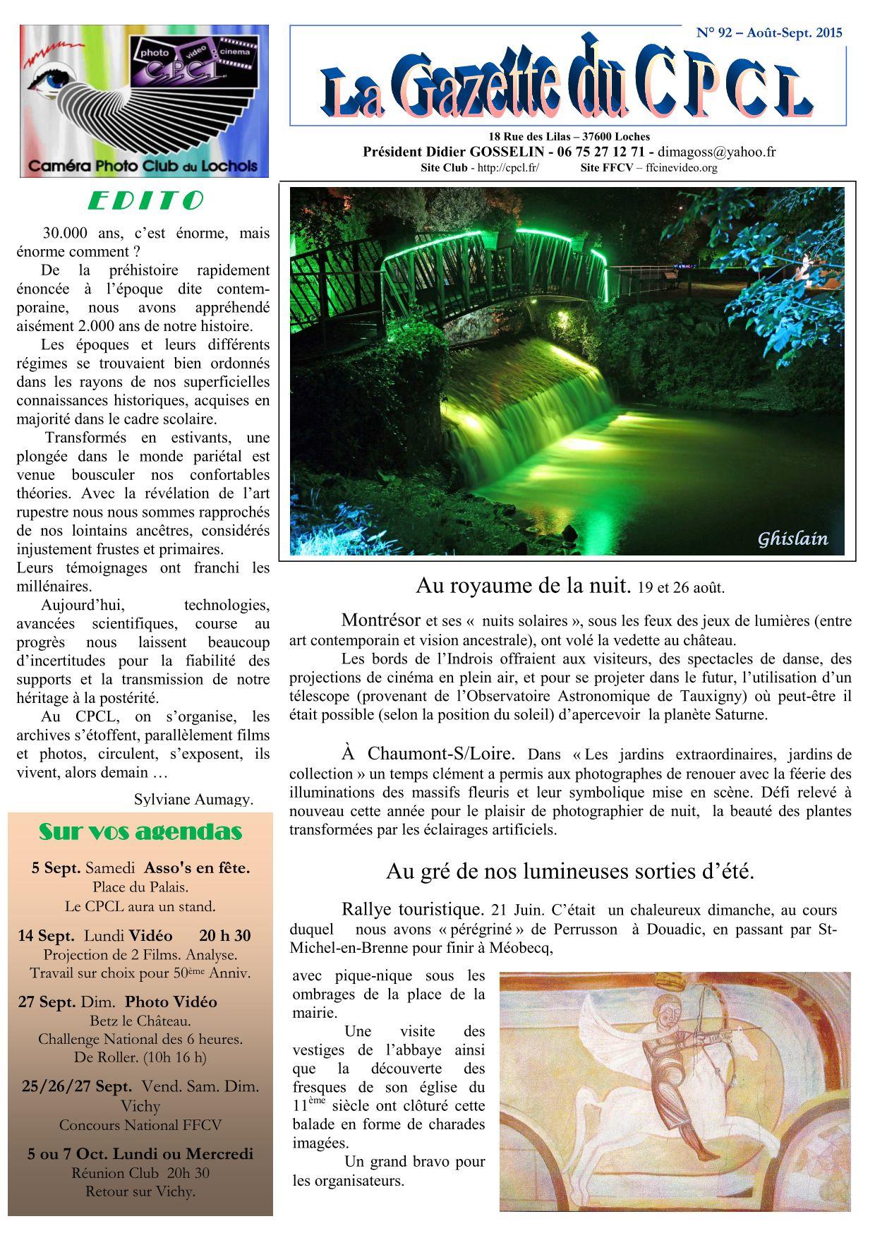 Gazette_n92_p1